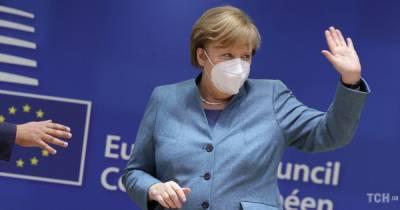 """""""Неуместное средство"""": Меркель осудила санкции США против """"Северного потока-2"""""""