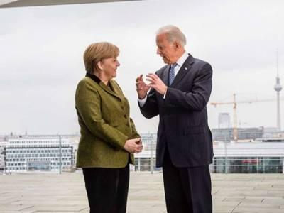 Меркель готова к «новой главе» в отношениях с США