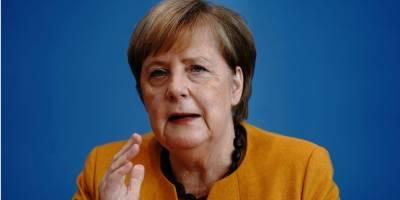 Меркель: Мое отношение к Северному потоку-2 не изменилось