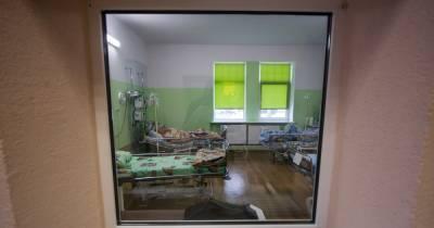 Названо число пациентов с коронавирусом на ИВЛ в Калининградской области