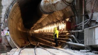Цифровая подземка: первая в России информационная 3D–модель строящейся станции