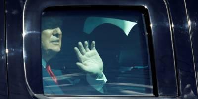 Жизнь после президентства. Трамп занялся игрой в гольф — СМИ