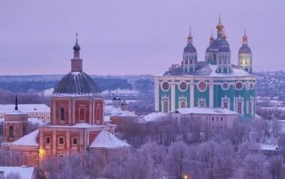 Смоленск вошел в топ-10 популярных направлений для путешествий на поезде в январе-2021