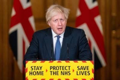 Джонсон заявил о более высокой смертности от британского штамма COVID-19