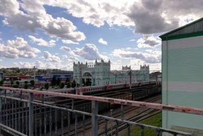 Смоленск в рейтинге самых популярных железнодорожных направлений занял 10 место