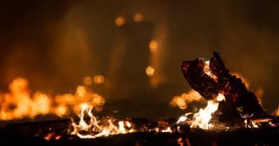 При пожаре на ул. Горького спасли 12-летнего ребёнка
