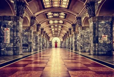 Жители Петербурга сообщили частичном закрытии нескольких станций метро