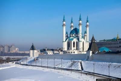 Казань вошла в топ популярных направлений для путешествий на поезде в январе