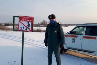 В Смоленской области рейды прошли на водоемах Рудни и Десногорска