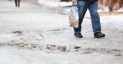 В Калининградской области в воскресенье ожидаются дымка и гололедица