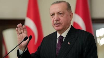 Эрдоган связался с захваченным пиратами в Гвинейском заливе турецким судном