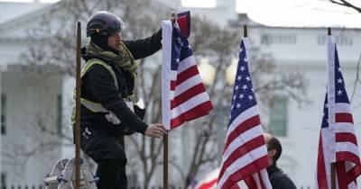 Угроза беспорядков: в США озвучили количество военных, которые останутся в Вашингтоне