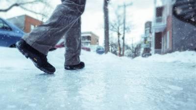 В понедельник в Смоленской области ожидаются дождь и мокрый снег