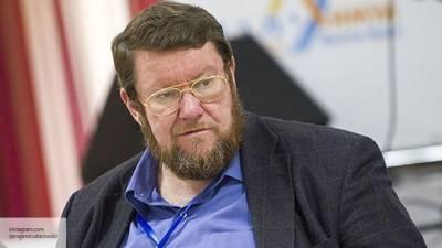 Сатановский назвал блокировку Рогозина в Facebook «лакмусовой бумажкой» демократии США