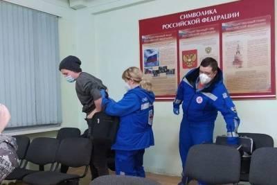 15 человек попали в больницы после несогласованной акции в Петербурге