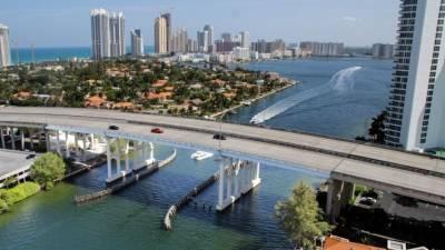 Журова оценила возможности США перенести Олимпиаду-2021 во Флориду