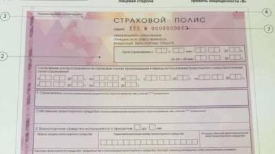 Россиянам рассказали об изменениях в ОСАГО на 2021 год