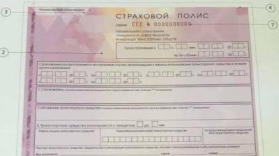 Названы изменения страхования ОСАГО в 2021 году для россиян