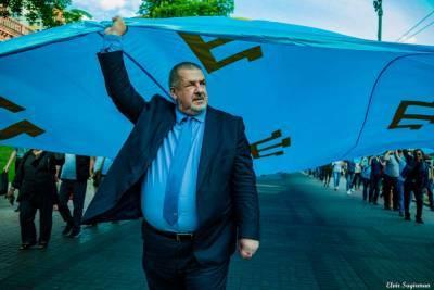 Чубаров требует от ЕС в ущерб своей экономике «давить на Россию...
