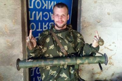 В России скончался террорист «ДНР» по прозвищу Центр