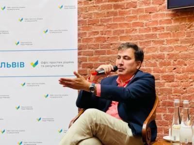 На странице Саакашвили появилось видеообращение, записанное незадолго до его задержания
