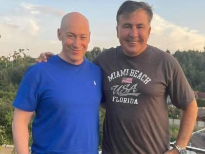 Гордон – Зеленскому: Прошу вас посодействовать тому, чтобы гражданина Украины Саакашвили поскорее выпустили из тюрьмы в Грузии
