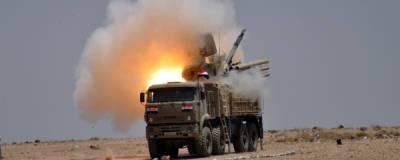 Сирийские ПВО с помощью «Панциря-С» уничтожили восемь израильских ракет