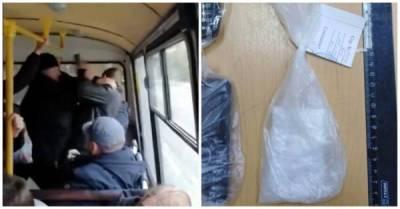 Томич похвастался в автобусе наркотиками и тут же был задержан полицейским в штатском