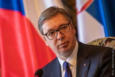 Вучич попросил Россию о самой благоприятной в Европе цене на газ для Сербии