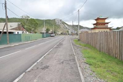 На севере Бурятии прокуратура восстановила освещение на дороге