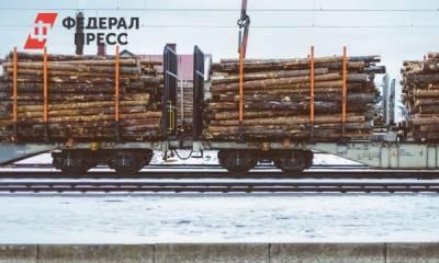 В Томске контрабандисты предстанут перед судом за продажу леса почти на 500 миллионов