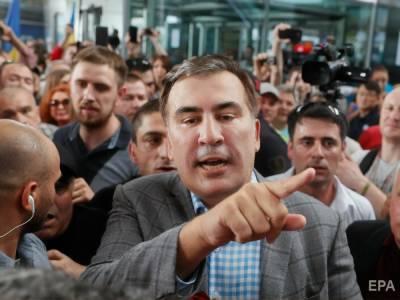 Саакашвили на 11-й день голодовки в тюрьме сложно ходить и говорить
