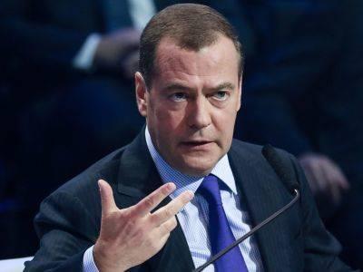 """""""Во главе этой страны стоят невежественные люди"""" — Медведев о власти в Украине"""