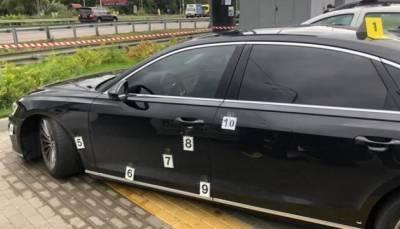 В МВД сообщили подробности расследования покушения на Шефира