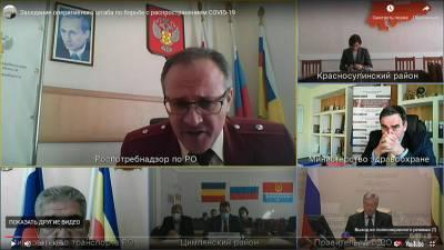 В Ростове-на-Дону за прошедшие выходные отменили 11 массовых мероприятий