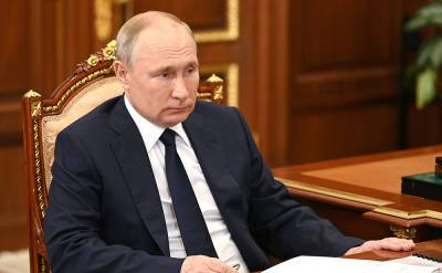 Названа дата встречи Владимира Путина с новым составом Госдумы