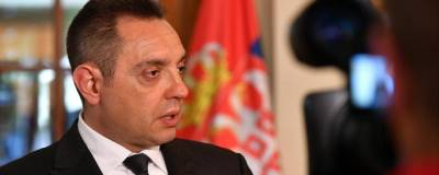 Александр Вулин пообещал, что Сербия не вступит в НАТО при нынешнем руководстве