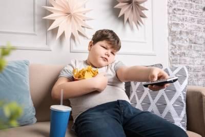 Эксперт рассказала, сколько детей в России страдают от избыточного веса