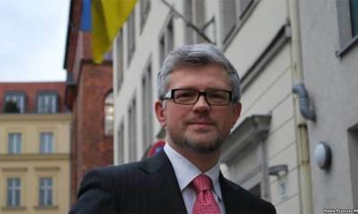 Посол Украины в ФРГ назвал провальной политику Берлина в отношении России