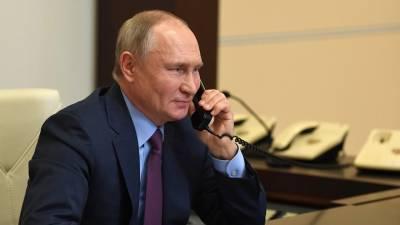 Путин, Меркель и Макрон договорились о встрече глав МИД «нормандской четверки»