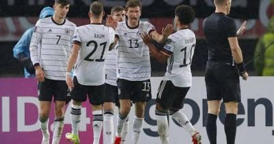 Сборная Германии по футболу первая в мире отобралась на ЧМ-2022
