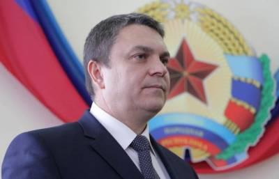 Глава ЛНР заявил о готовности встретиться с президентом Украины