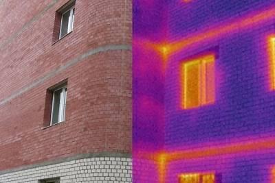 Промерзание окон, дверей, кровли и фундамента покажет экспертиза тепловизором в Чите