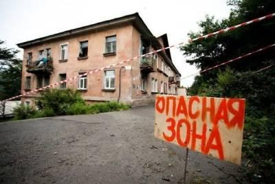 Забайкалье попало в аутсайдеры по расселению из аварийного жилья из-за паводков — минЖКХ