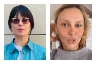 """Ефросинина покаялась перед украинцами после новой порции откровений с Поляковой: """"Получила по моське"""""""