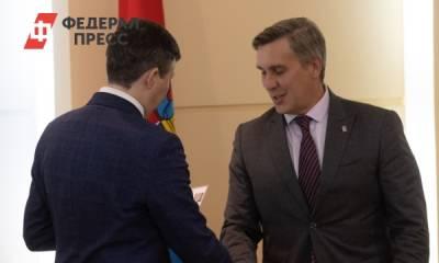 Спикером красноярского заксобрания избран Алексей Додатко