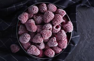 Украина впервые экспортировала малину в США и Канаду