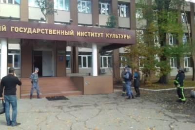 Институт культуры в Хабаровске «минировал» студент техникума