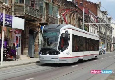 Ветки скоростного трамвая в Ростове начнут строить уже в 2022 году по словам Логвиненко
