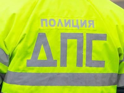 ГИБДД: Четыре человека пострадали в пьяном ДТП на Театральной площади